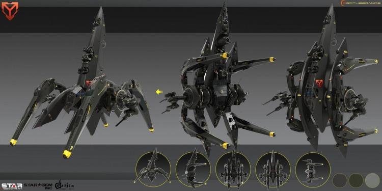 """В Star Conflict обновление: премиум за прокачку, новый корабль, две локации и режим «Потасовки»"""""""