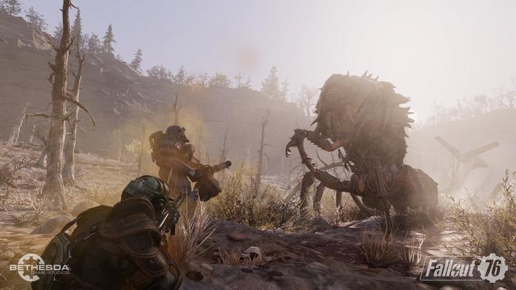 «У игры масса проблем, но я вижу потенциал»: экс-сотрудник Obsidian верит в Fallout 76