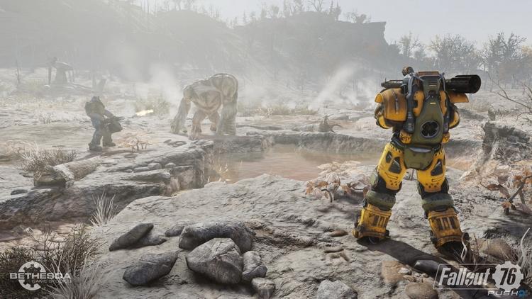 """«У игры масса проблем, но я вижу потенциал»: экс-сотрудник Obsidian верит в Fallout 76"""""""