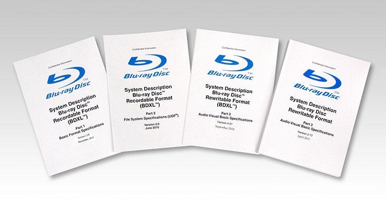 Стандарты Blu-ray, BDXL