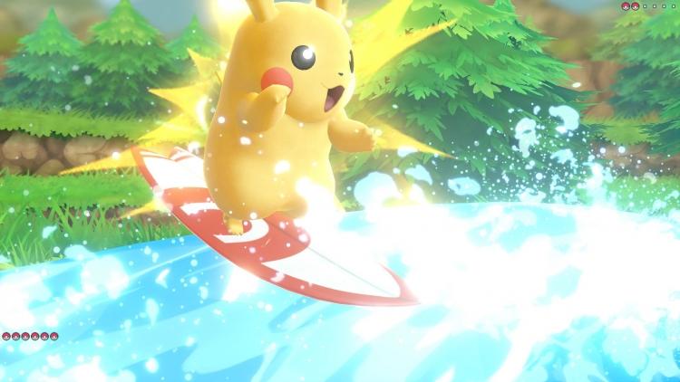 """Pokémon: Let's Go, Pikachu! и Let's Go, Eevee! стали самой быстропродаваемой игрой для Nintendo Switch"""""""