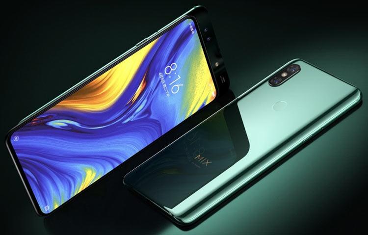 """Xiaomi показала смартфон Mi Mix 3 с подключением к сети 5G"""""""