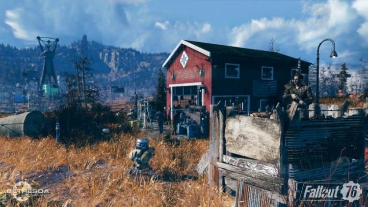 "Fallout 76 стремительно теряет зрителей на Twitch"""