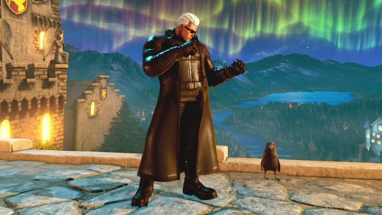 """В Street Fighter V добавят костюмы некоторых персонажей из Resident Evil"""""""