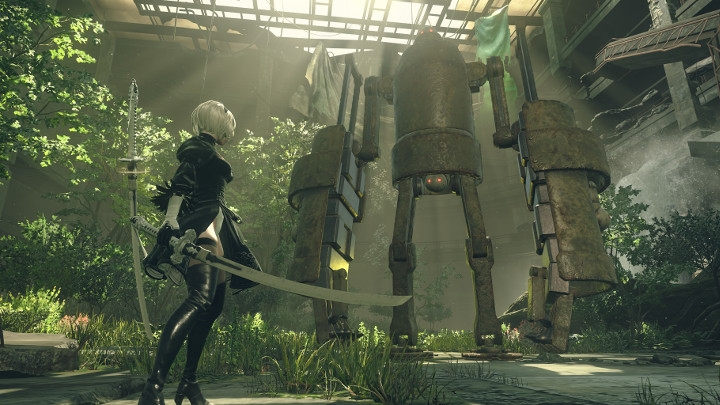 Издание NieR: Automata Game of the YoRHa Edition замечено на сайте ESRB""