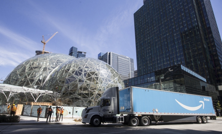 """В новых штаб-квартирах Amazon будут трудиться 25 тысяч технических специалистов"""""""