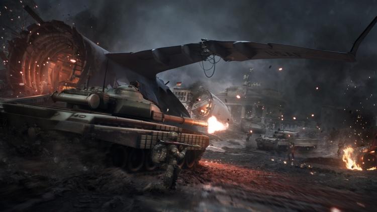 """The Farm 51 выпустила первое крупное обновление для World War 3 и рассказала о планах на следующие"""""""