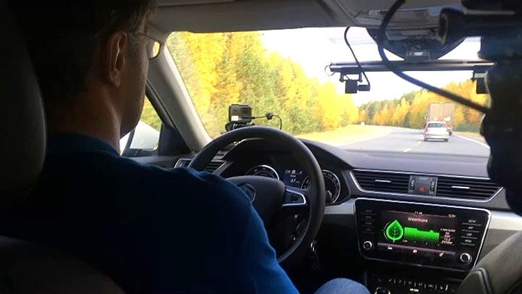 """Российский робомобиль StarLine проехал 2500 км от Санкт-Петербурга до Казани"""""""