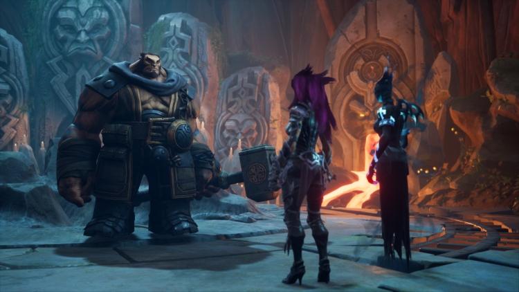 """THQ Nordic: разрешение Darksiders III на Xbox One X и PS4 Pro может варьироваться от 4K до Full HD"""""""