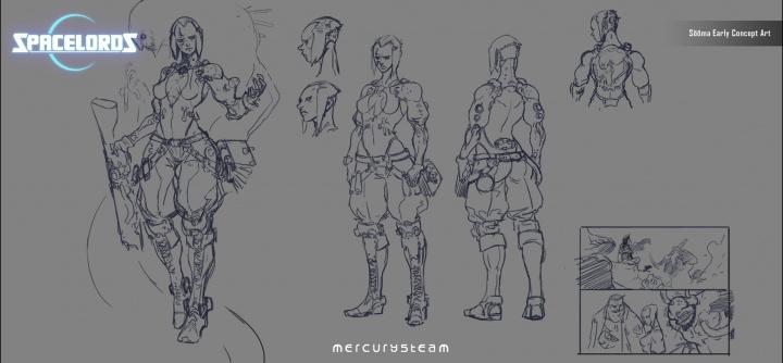 """Звезда Metal Gear Solid V появится в Spacelords в качестве нового персонажа"""""""