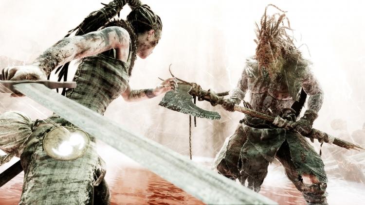 """ПК-версия Hellblade: Senua's Sacrifice теперь поддерживает HDR"""""""