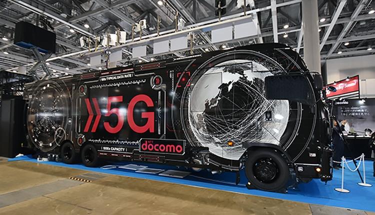 """Показана рекордная скорость в сети 5G на открытом пространстве"""""""