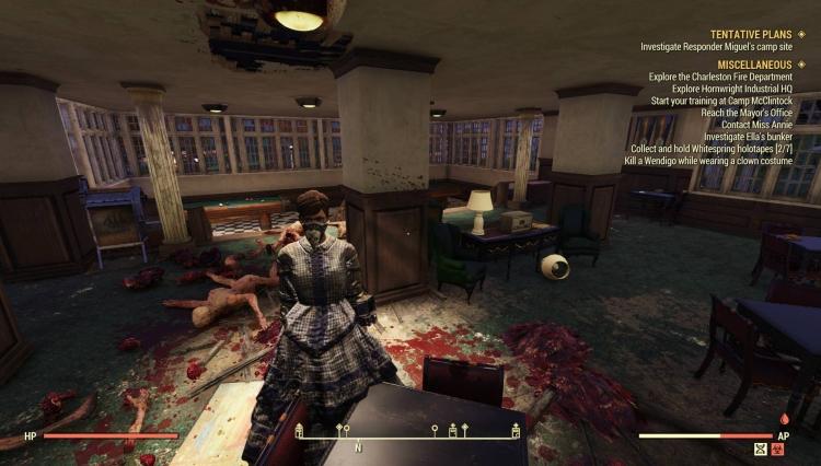 """Нескончаемый поток багов в Fallout 76: персонаж игрока стал бессмертным"""""""