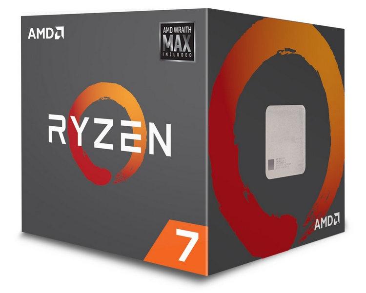 """«Ryzen MAX»: специальная комплектация Ryzen 5 2600X и Ryzen 7 2700 с улучшенным охлаждением"""""""