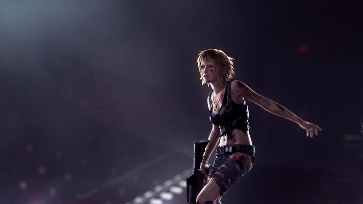 """Square Enix вернулась к Parasite Eve, культовой серии RPG-хорроров"""""""