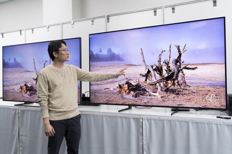 """В Samsung рассказали о технологии AI Upscaling для телевизоров 8К"""""""