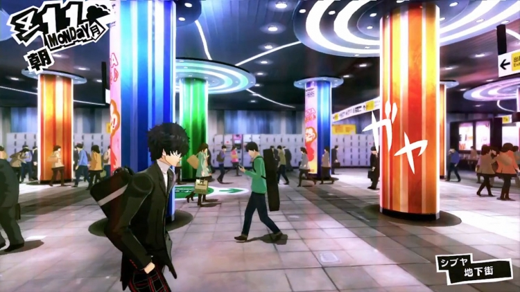 """Анонсирован бонусный эпизод анимационного сериала по мотивам JRPG Persona 5"""""""