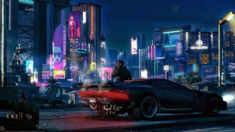 """В Cyberpunk 2077 будет «вертикальный» мир с обилием зданий для исследования"""""""
