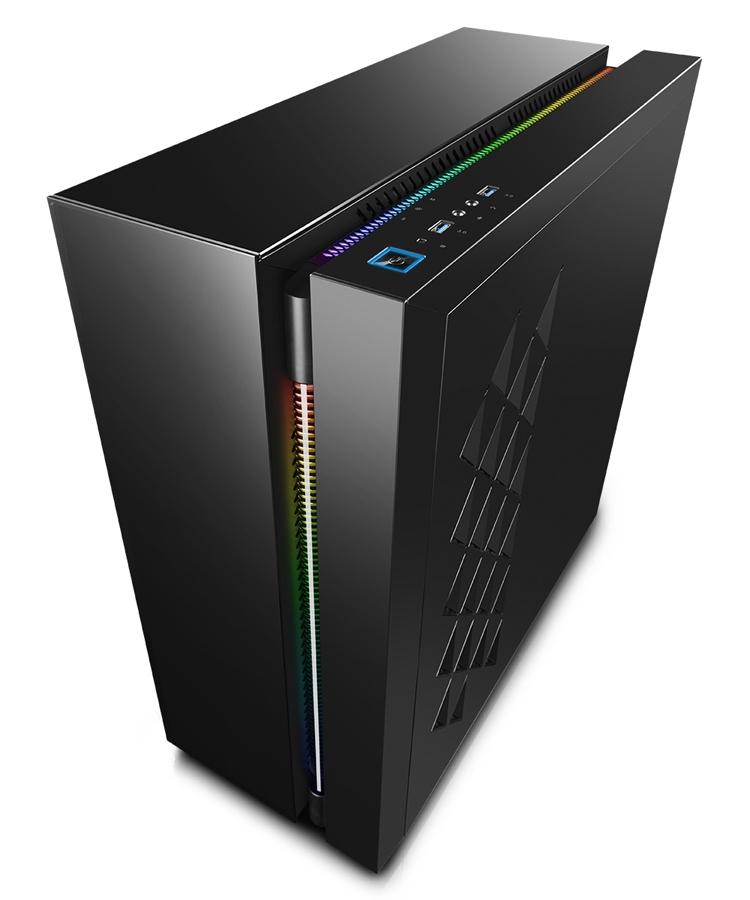 """Корпус Gamer Storm New Ark 90SE оснащён оригинальной подсветкой"""""""