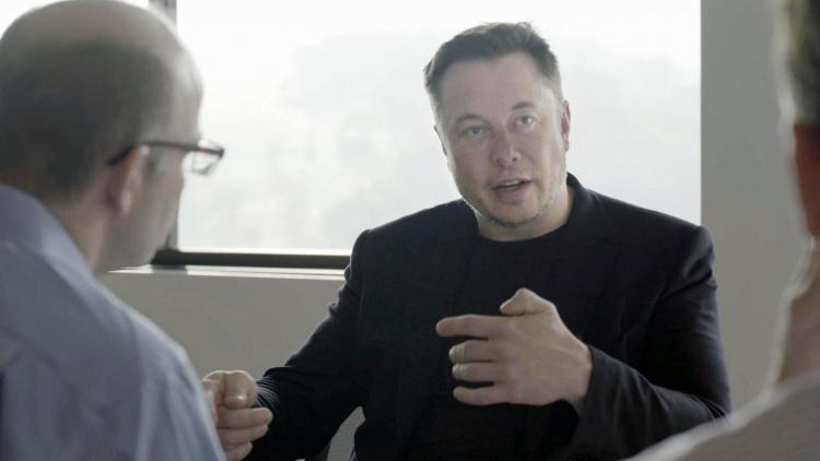 """Видео: Илон Маск сказал, что с вероятностью 70 % переберётся на Марс"""""""