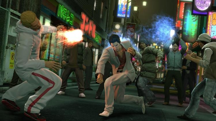 "Sega готовится к выпуску Yakuza Kiwami в Steam"""