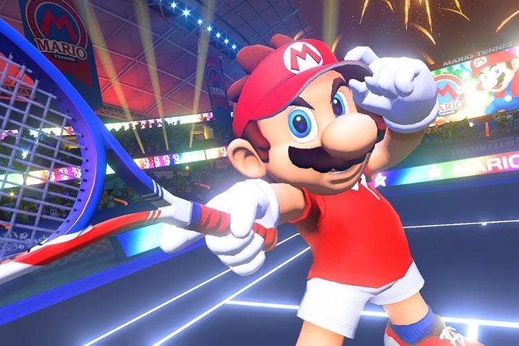 """Видео: Скромняга и Пиранья Пети появятся 1 декабря в Mario Tennis Aces"""""""
