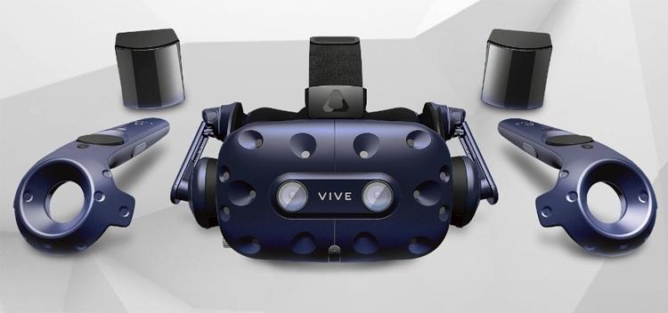 Комплект HTC Vive Pro 2.0