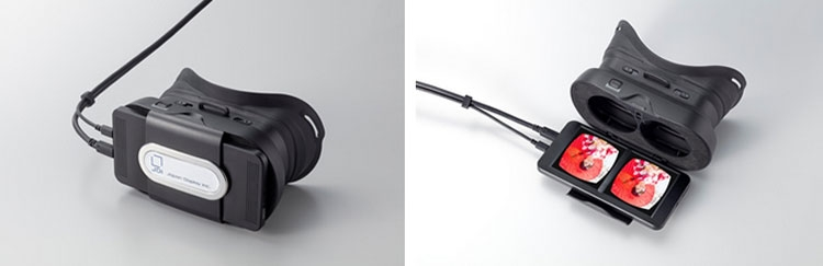 Гарнитура VR-100 (Japan Display)