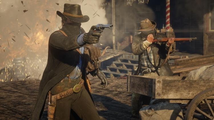 "Открытый бета-тест Red Dead Online начнётся сегодня"""