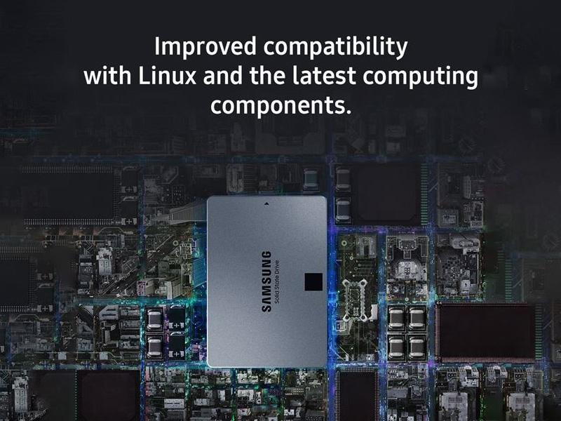 Обзор SATA SSD-накопителя Samsung 860 QVO: 10 тысяч за терабайт