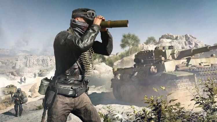 """Battlefield V стартовала в британской рознице хуже Battlefield 1"""""""