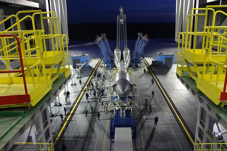 """Роскосмос отреагировал на сообщения о «критическом дефекте» на Восточном"""""""
