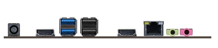 """Плата ECS H310CH5-TI для чипов Intel Coffee Lake имеет формат Thin Mini-ITX"""""""