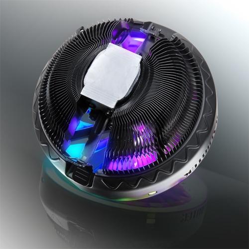 """Raijintek Juno Pro RBW: низкопрофильный кулер радиального типа"""""""