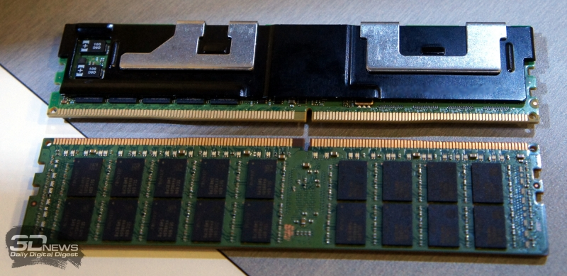 Intel Optane NVDIMM