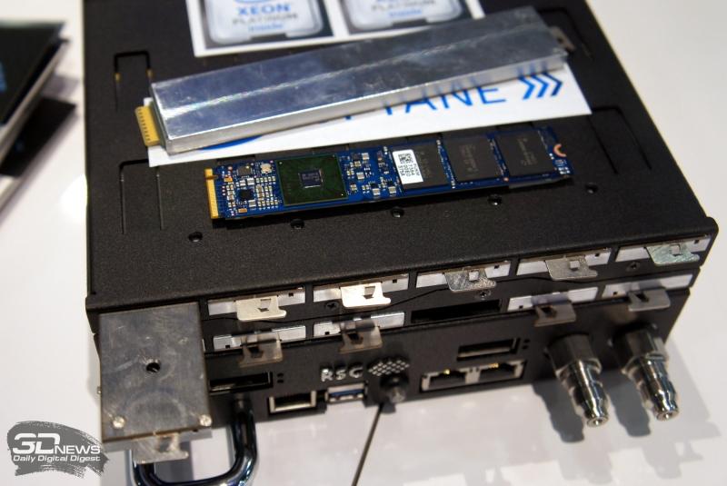 SC18: что-то с памятью моей стало, три терабайта на сокет уж мало…