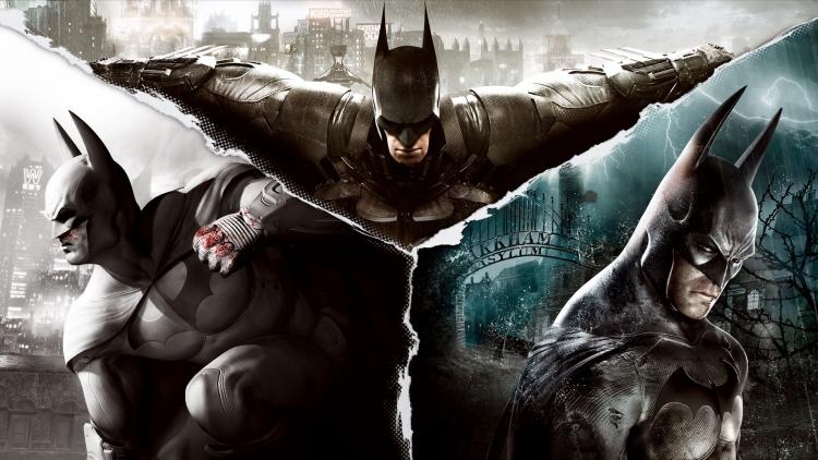"""Warner Bros. выпустила сборник Batman: Arkham Collection, но пока только на Xbox One"""""""