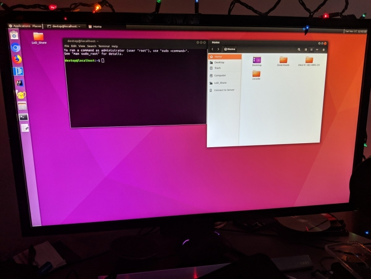 Ресурс XDA Developers протестировал Ubuntu 16.04 LTS на Samsung Galaxy Note 9""
