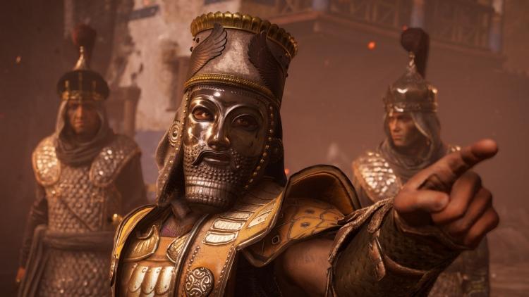 """4 декабря в Assassin's Creed Odyssey начнётся история первого клинка ассассинов"""""""