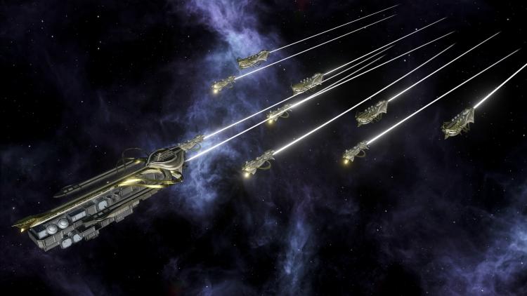 """Видео: разработчики Stellaris раскрыли подробности дополнения MegaCorp"""""""