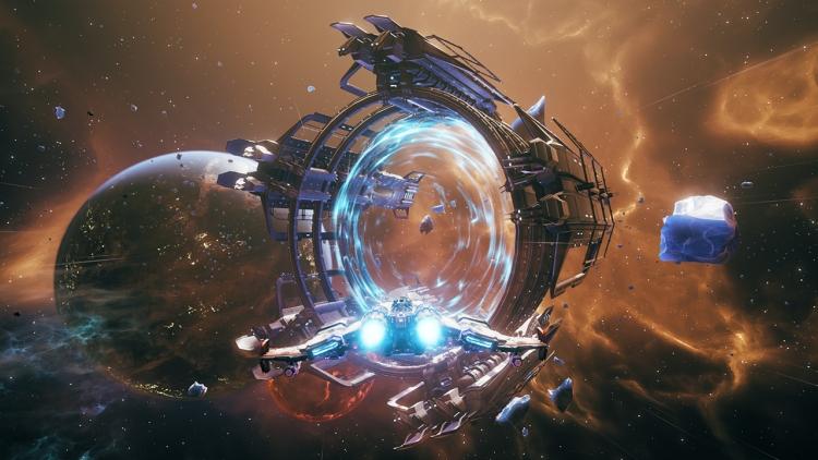 """Космические сражения в Everspace: Stellar Edition ждут владельцев Nintendo Switch с 11 декабря"""""""