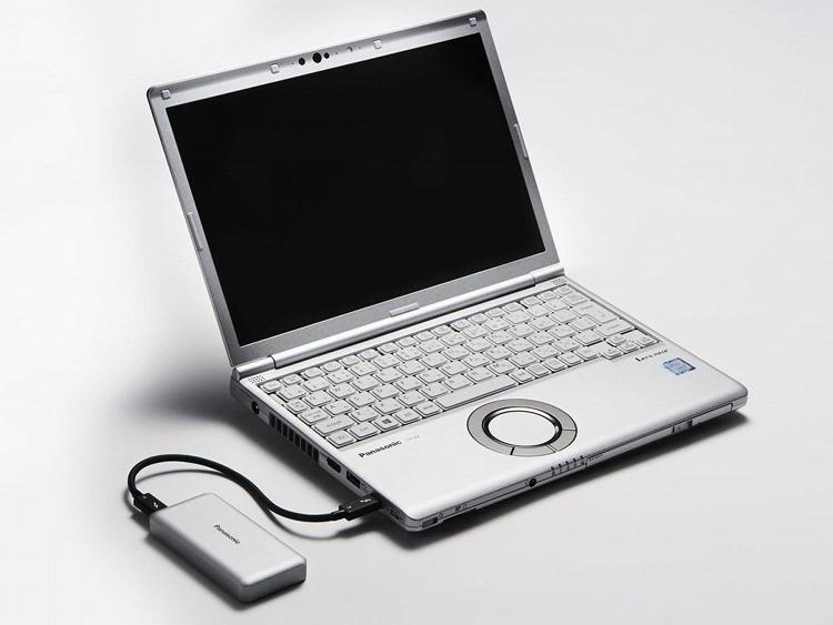 """Карманные SSD-накопители Panasonic получили интерфейс Thunderbolt 3"""""""