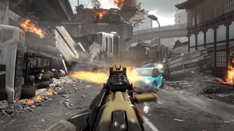 """Обновление Call of Duty: Black Ops 4 — новый режим и две карты"""""""