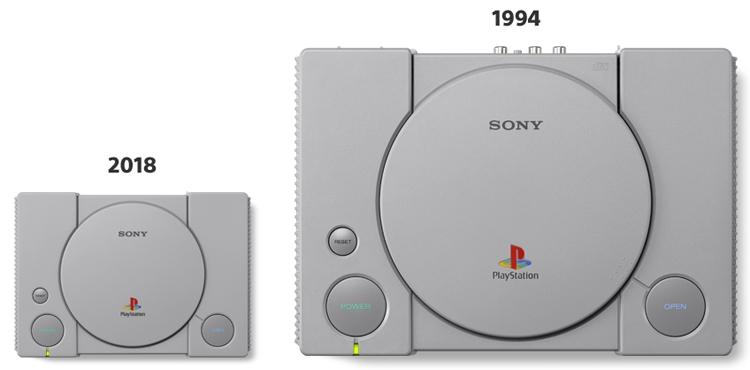 """В консоли Sony PlayStation Classic используется процессор MediaTek"""""""