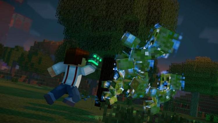 """Первые серии Minecraft: Story Mode стали доступны подписчикам Netflix"""""""