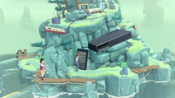 """Головоломка The Gardens Between посетит Xbox One"""""""