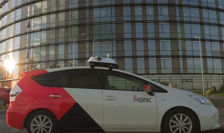 """«Яндекс» испытает робомобили на дорогах общего пользования в США"""""""