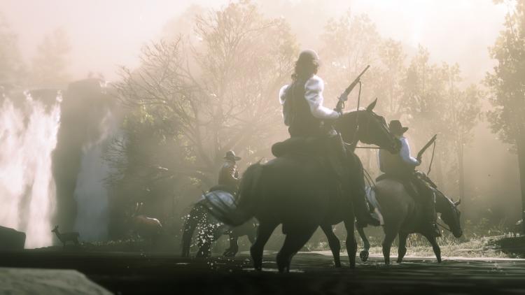 """Бета-тестирование Red Dead Online: что ожидает игроков на запуске"""""""