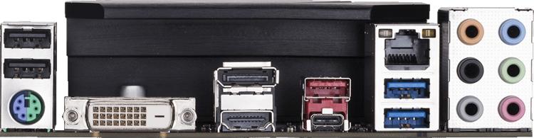 "Плата GIGABYTE B360 M Aorus Pro допускает установку двух SSD-модулей M.2"""
