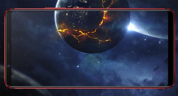 """ZTE Nubia Red Magic Mars: игровой смартфон с 10 Гбайт ОЗУ и боковыми органами управления"""""""